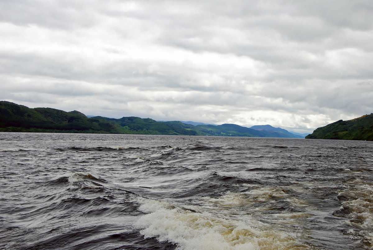 Loch Ness & Inverness, Scotland