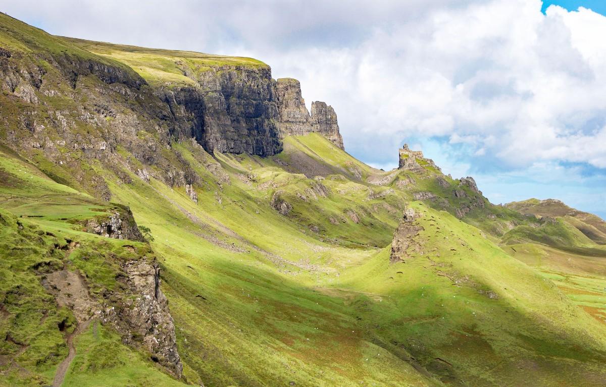 Rural Scotland