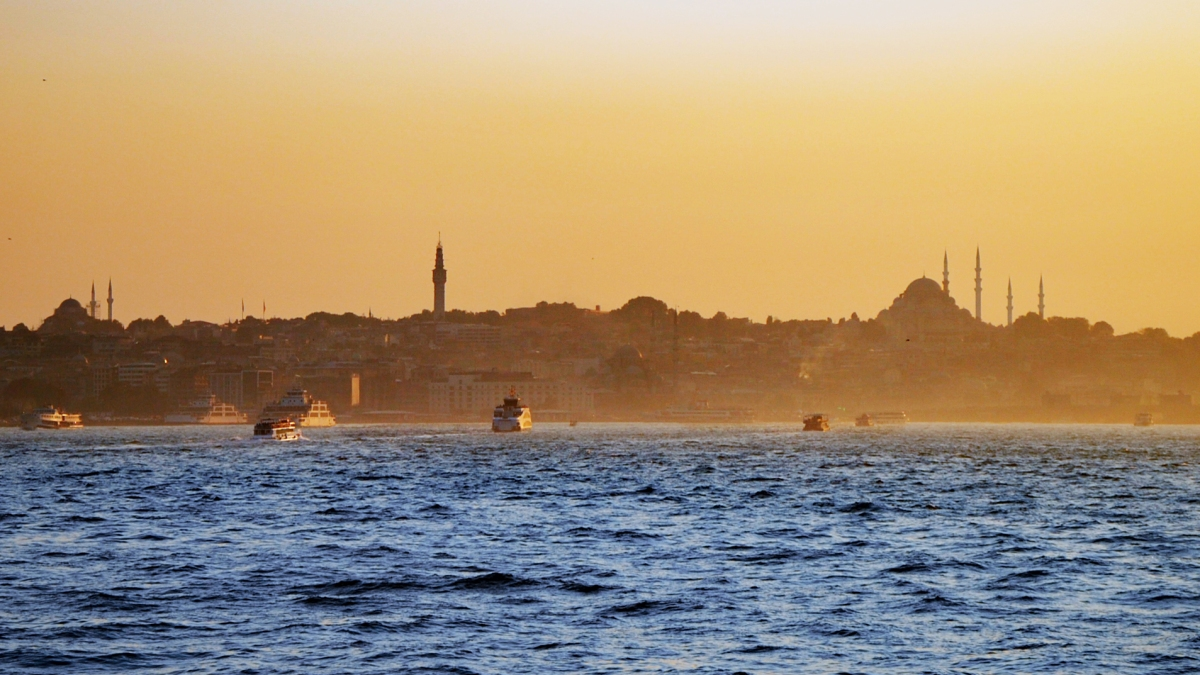 Istanbul, Turkey : One of the most beautiful cities in the world