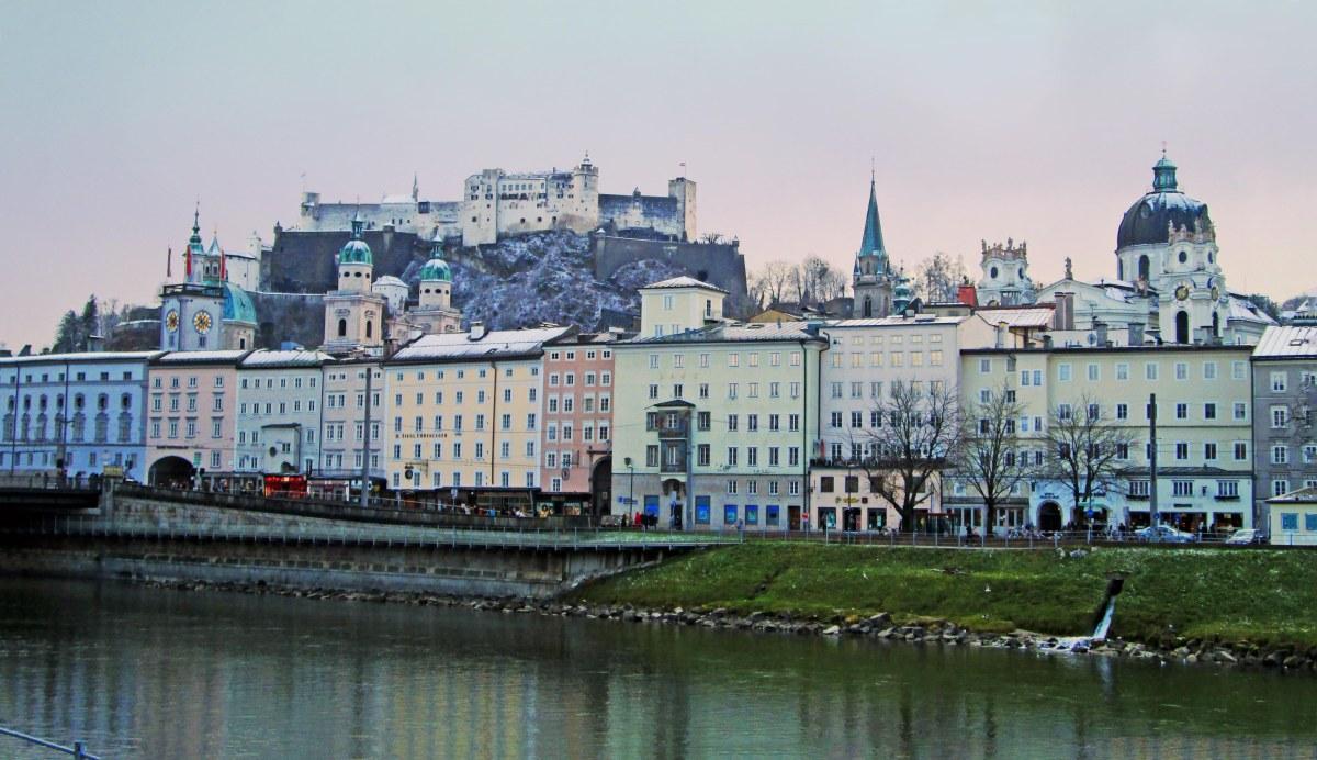 Salzburg, Austria: A European Christmas Special