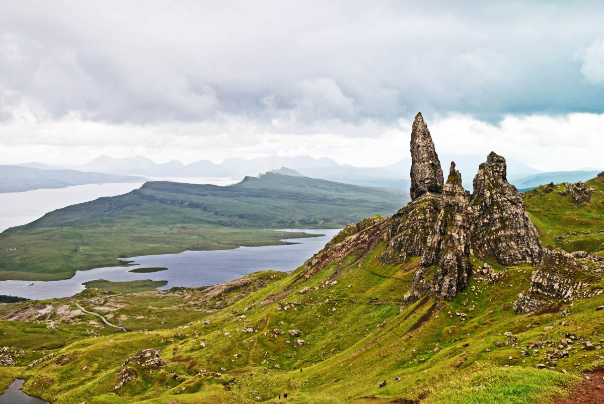 Isle of Skye, Scotland - Walking around Skye
