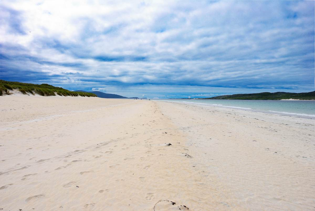 24 hours in the Outer Hebrides, Scotland by public transport (Day 17)