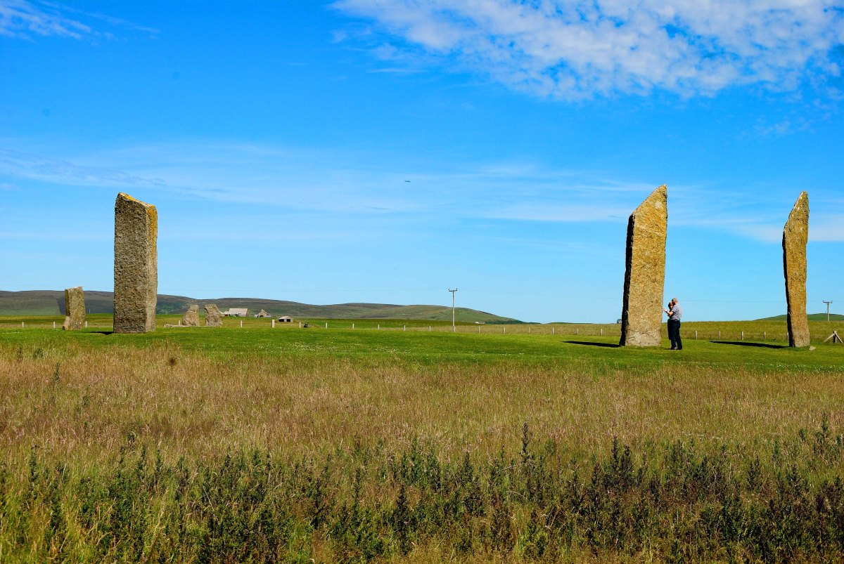 Orkney, Scotland - A cornucopia of history & views