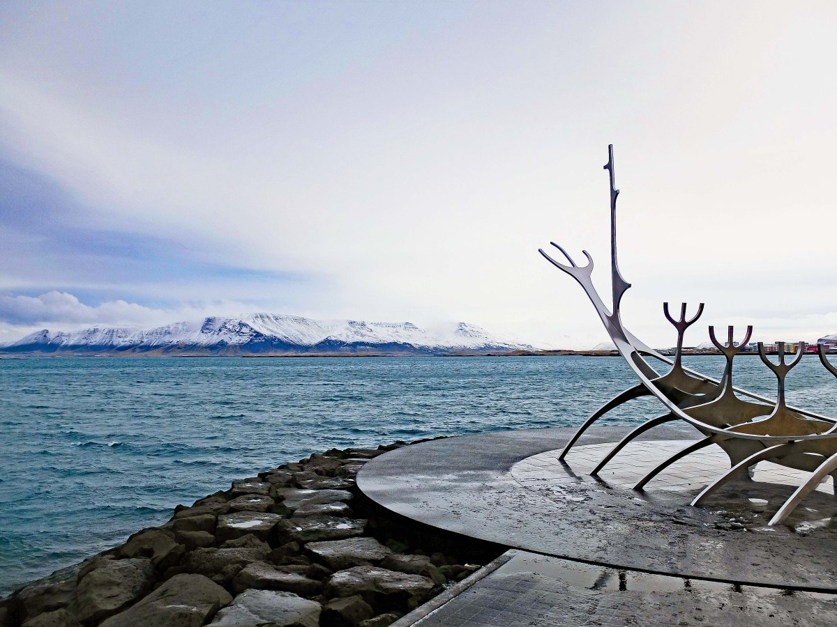Reykjavik walking tour & attractions - Iceland Day 4