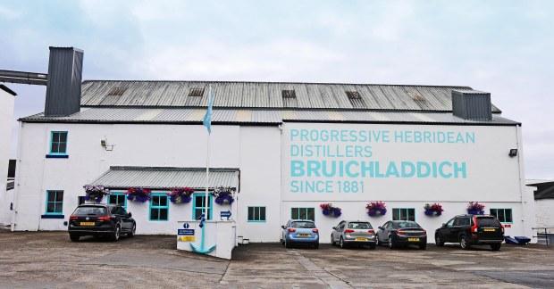 briuchladdich distillery