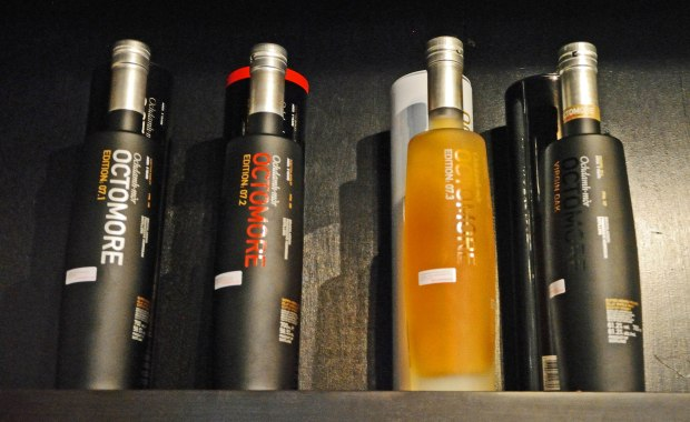 briuchladdich octomore versions