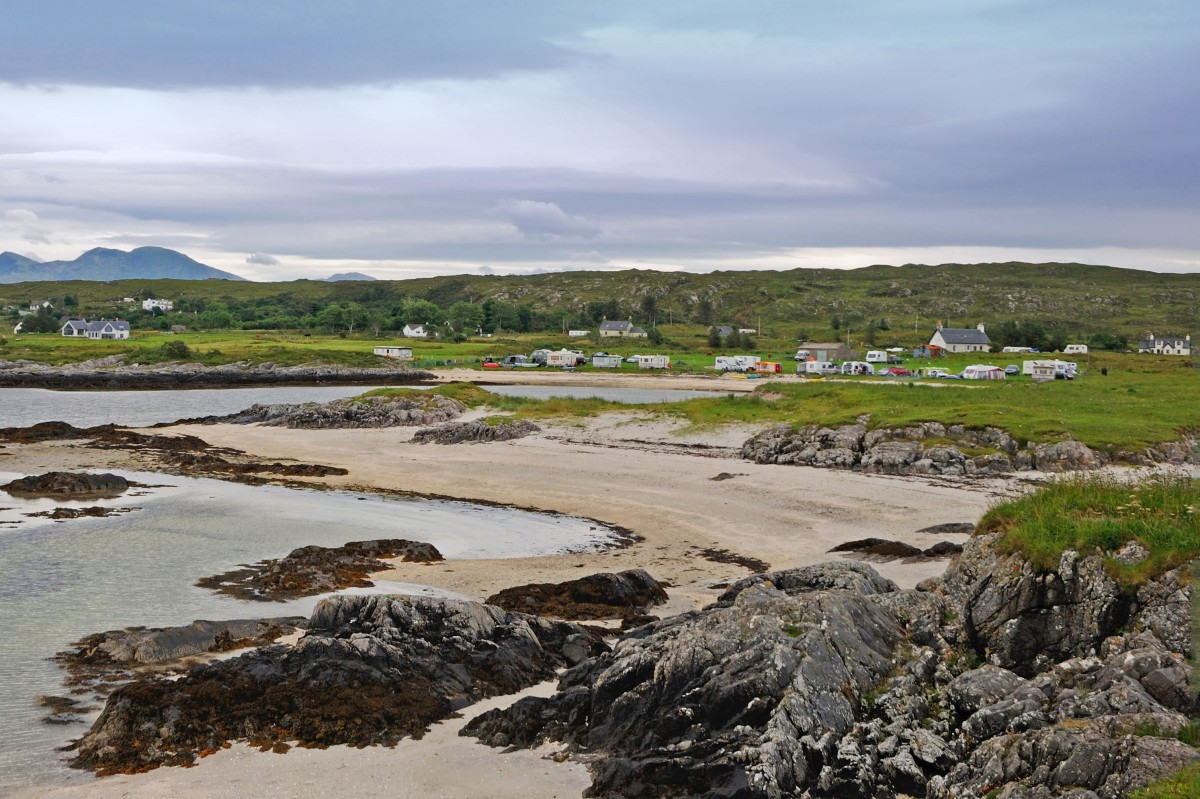 The top 5 backpacker campsites in Scotland*