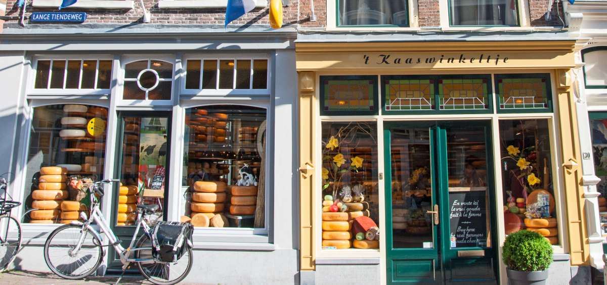 Utrecht day trip to The Hague and Gouda feat. best meal in Holland