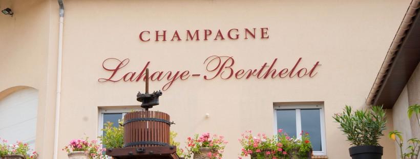 Champagne Lahaye Berthelot