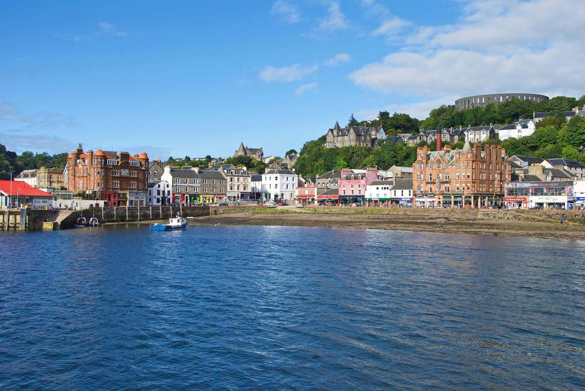 A weekend in Oban, Scotland & 3 isles tour review